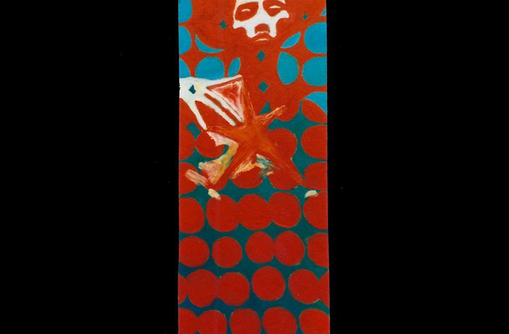 Salz Painting Bernd Schimmelpfennig 1987