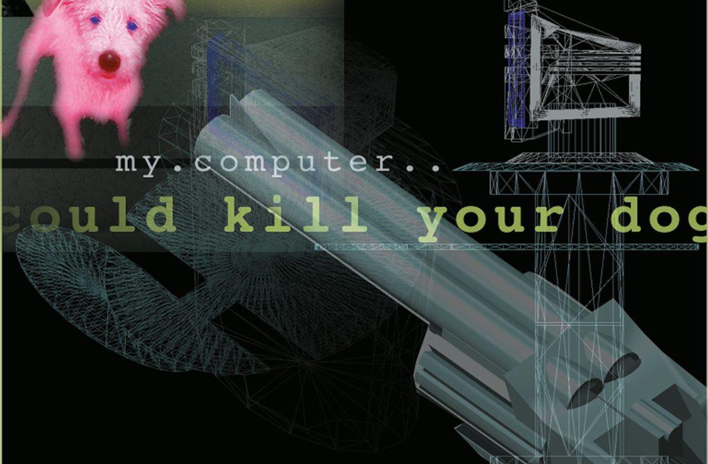 Could Kill Your Dog Illustration Bernd Schimmelpfennig 1996
