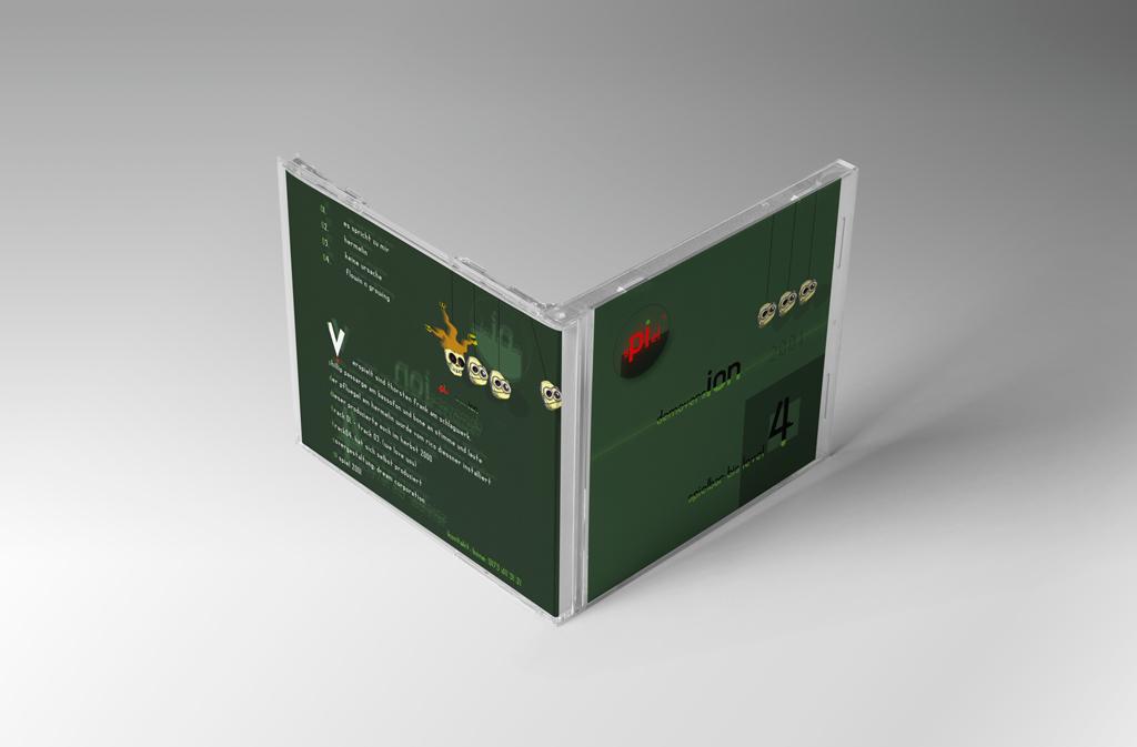 das spiel CD Cover Bernd Schimmelpfennig 2001
