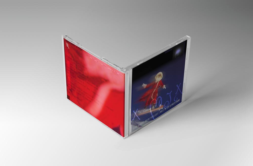 XMIX06 CD Cover Bernd Schimmelpfennig 2001