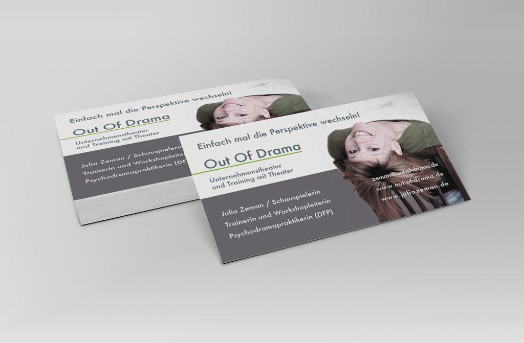 cards Out Of Drama 2009 dabone |design & arts | berlin