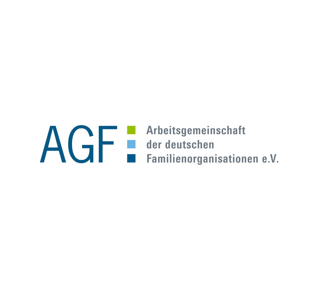 Logo Arbeitsgemeinschaft der deutschen Familienorganisationen ev. 2010