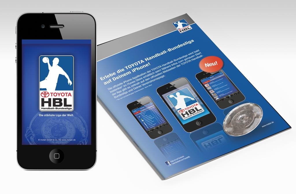 HBL Splash Anzeigen motain GmbH & Co. KG 2011