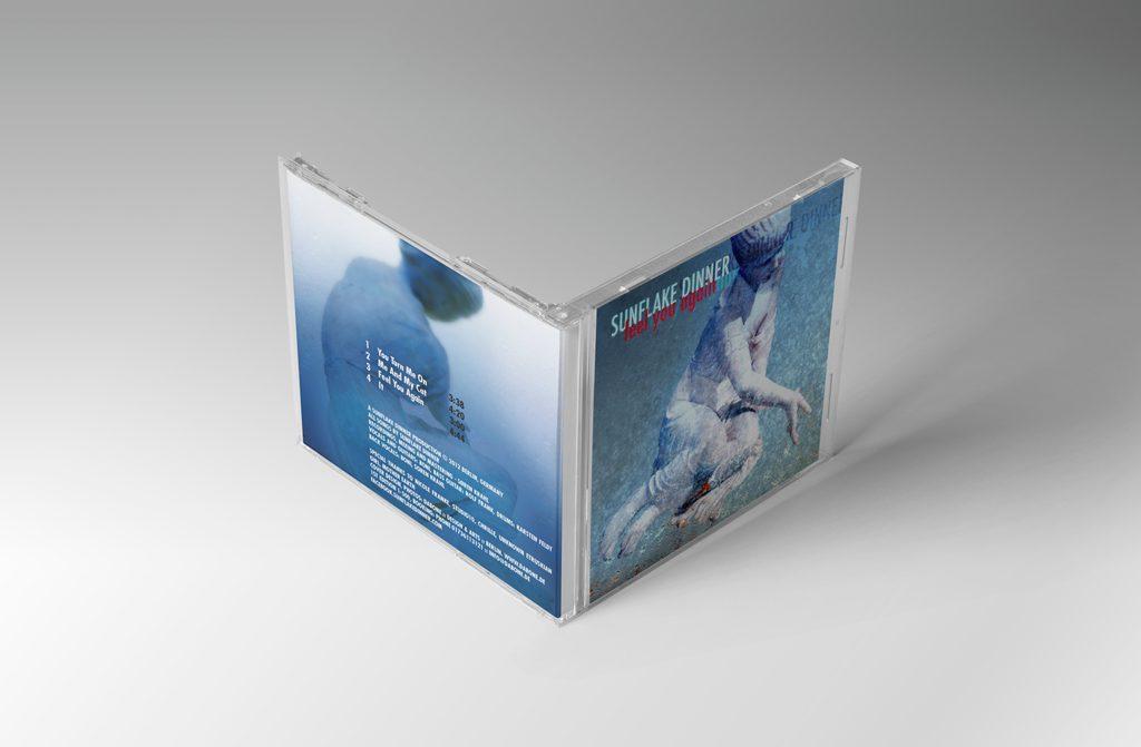 Feel You Again CD Cover dabone |design & arts | berlin 2012
