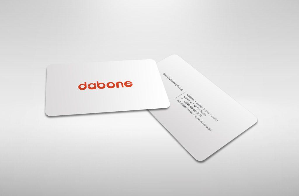 card dabone 2016 dabone |design & arts | berlin