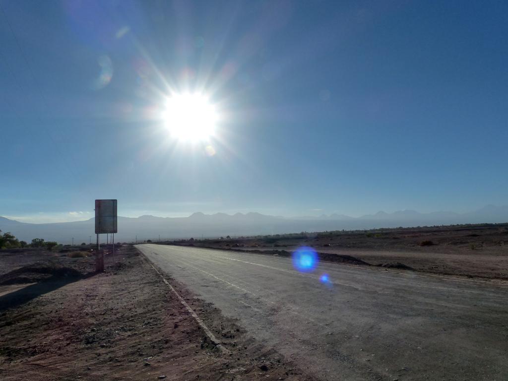 Atacama Road Photo Bernd Schimmelpfennig 2017