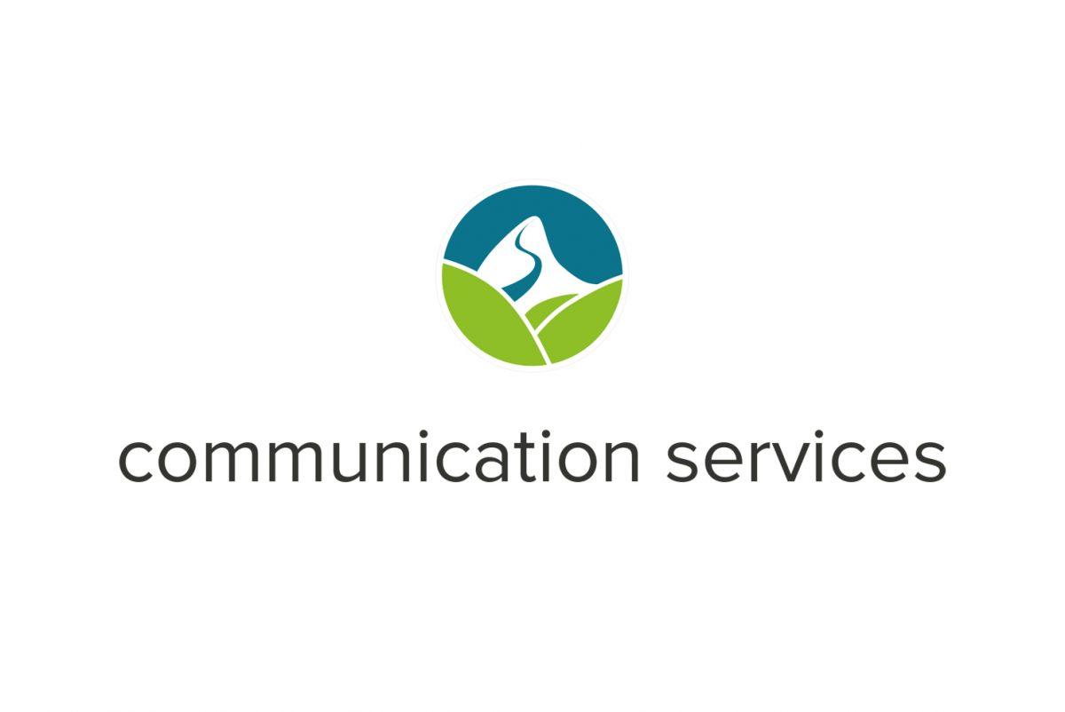 Communication Services Logo dabone |design & arts | berlin 2019