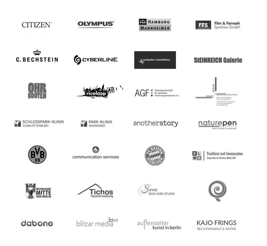 Customers - Bernd Schimmelpfennig